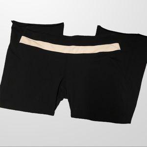 LULULEMON / cropped groove pants 10
